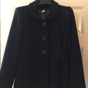 JCrew Black Blazer Jacket